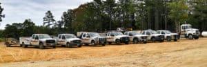 SJ Hauck Truck Fleet