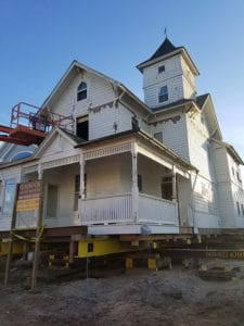 House moving job in Cape May NJ