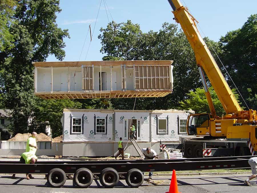 Custom Modular Home Builder NJ | SJ Hauck Construction