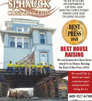 Voted Best House Raising Service